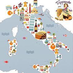 Le 50 spiagge più belle d'Italia (con video, geolocalizzazione e infografica) | Trippando