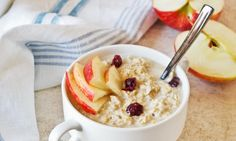 Rev Up Your Metabolism With 3 Easy No-Cook Porridge Recipes (Gluten-free + Vegan!)