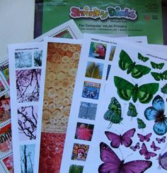 Great Shrinky Dinks tips
