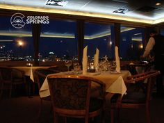Some of the restaurants in Colorado Springs have fantastic views. See a few of our favorites here: