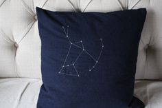 Beautiful decor for astronomy lovers. Looks simple to make!