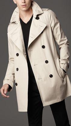 Burberry - Cotton Trench Coat - AMO!!!!!