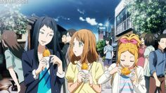 Image de orange, anime, and gif