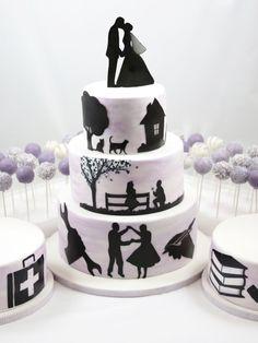 Hochzeit und so … – torteundmehr.at Baby Shower Favors Girl, Cake, Desserts, Food, Wedding, Tailgate Desserts, Deserts, Mudpie, Meals