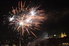 Prague´s firework