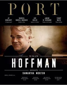 PORT Magazine #5 Philip Seymour Hoffman