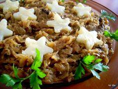 Smaczna Pyza: Kapusta z grzybami, wigilijna i nie tylko