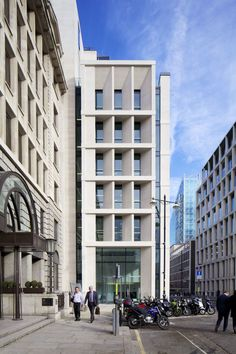 Finwell House, Finsbury Square London