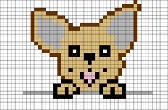 Chihuahua Pixel Art
