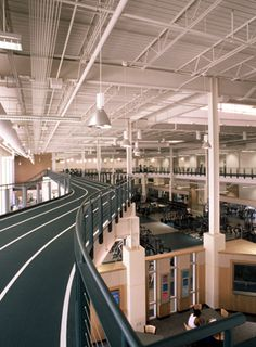 Recreation Center at the University of North Texas by SmithGroup