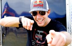 Travis Pastrana - all sorts of crazy! Circus Pictures, Travis Pastrana, Red Bul, Freestyle Motocross, Nitro Circus, Be The Boss, Old Tv, Dream Guy, Program Design