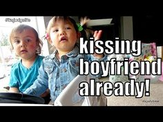 Kissing Boyfriend Already! - May 10, 2014 - itsJudysLife Daily Vlog