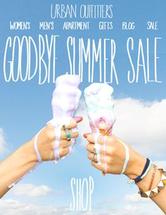 Urban Outfitters Goodbye Summer