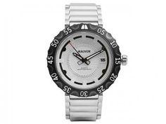 Relógio Masculino Magnum Analógico - Resistente à Água - Com as melhores condições você encontra no Magazine Shopspremium. Confira!