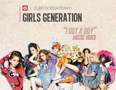 "Style Breakdown: Girls' Generation's ""I Got A Boy""  Being a Blackjack (2NE1 fan) at heart , I still have mad repsect and love for SNSD..I loved this MV and style on them...its a fresh change! :)"