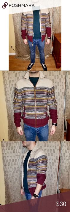 Nowadays Zipper Cardi Cardigan Uomo