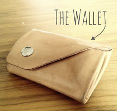 Picture of The Quest for the Perfect Wallet by dtextor on instructables