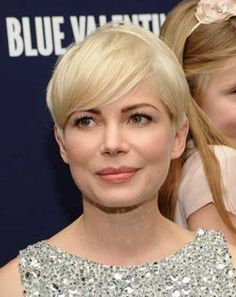 Awesome 15 Super Michelle Williams Pixie Haircuts