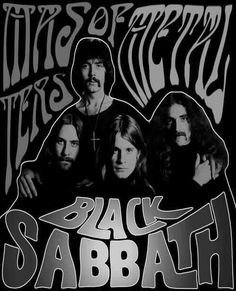 Black Sabbath-California Jam and Long Beach arena