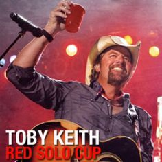 Now, red solo cup is the best receptical For barbecues, tailgates, fairs and festivals And you, sir, do not have a pair of testicles If you prefer drinkin' from glass  Hey, red solo cup is cheap and disposable And in fourteen years, they are decomposable And unlike my home, they are not foreclosable Freddy Mac can kiss my ass, whoo  Red solo cup, I fill you up Let's have a party, let's have a party I love you, red solo cup, I lift you up Proceed to party, proceed to party  Now, I really love…