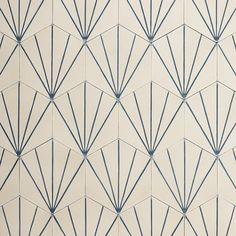Dandelion - milk/marine - Collection 2012 - Marrakech Design is