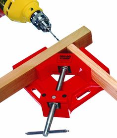 Join picture frames or cabinet frames. 2-3/4-Inch width frame capacity. Sliding T-handle for high clamping pressure. Moveable jaws. Oblong mounting holes allow easy mounting to a workbench. Sturdy alu