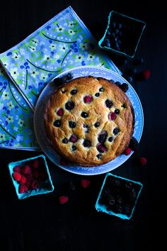 When you're feeling like a slightly sweet, super moist, and surprisingly easy dessert or breakfast option this simple berry ricotta cake might be just what you're looking for. It is the perfect answer for the plentitude of summer berries basking in the sun on your counter, or the florescent lights of your refrigerator. It is...Read More »