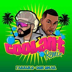 Descargar: Farruko, Don Omar - Coolant (Remix) (Audio) (MP3 320KBPS) Daddy Yankee, Trap Latino, Musical, Drake, Dj, Hip Hop, Audio, Movie Posters, Music Download