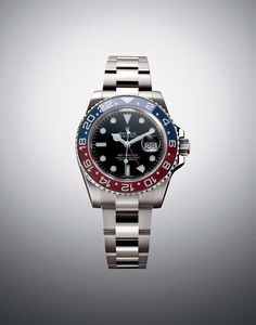 New Rolex GMT-Master II Watch: Baselworld 2014