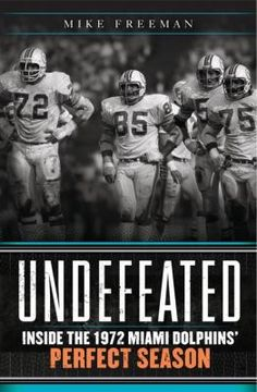 Each year, every football team sets out to play a perfect season. Only one has ever succeeded talk about beating the odds. The Miami Dolphins of the late 1960s were a laughingstock, an expansion team, and a franchise where careers went to die. Then came Coach Don Shula. In just a few short years'through hard work, long practices, and his no-no