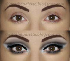 A Modernized 60's Eye Makeup Tutorial