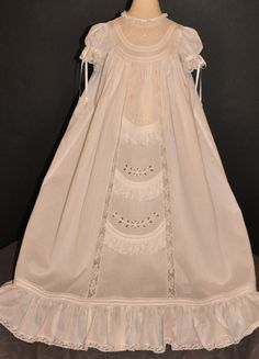 Connie Palmer Christening Gown to be taught at Feb SOAF/Martha Pullen Company