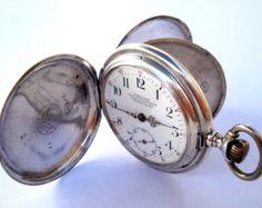 pocket watch op Etsy, een wereldwijd platform voor handgemaakte en vintage items.