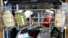 Comment cuire les aliments de manière insolite… au lave-vaisselle + 7 recettes pour essayer !