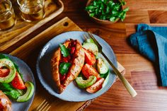 Diéta 50 felett - Egészség   Femina Bruschetta, Ethnic Recipes, Food, Life, Bulgur, Essen, Meals, Yemek, Eten