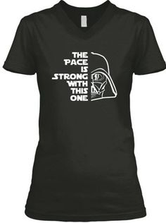 Running Humor #95: The pace is strong with this one. - Darth Vader - Star Wars
