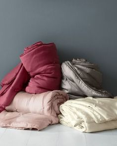 Eileen Fisher Seasonless Silk Comforter - Garnet Hill