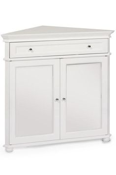 Best Of White Corner Floor Cabinet