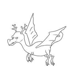 Così, un drago