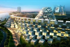 BIG INABA MAD MASS: Four Proposals for Ansan