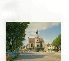 Postcard - The Town Hall Banbury - Oxfordshire very good | eBay