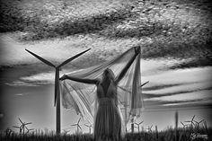 Esperando el viento - Esperando el viento Modelo: Ruth Sanz Fotografía y edición: Marife Castejón (My Visions) Ayudante: Kino Harkonnen