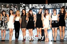 Girls' Generation to feature as guests on 'Radio Star'