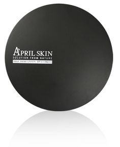 AprilSkin Magic Snow Air Cushion Foundation BB Cream 15g SPF50+ / PA+++ #AprilSkin