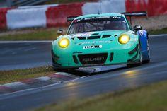 2000-2017 – Coole Rennwagen im Falken-Look - Porsche 911 GT3 R
