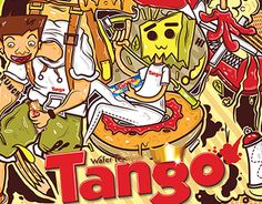 "Check out new work on my @Behance portfolio: ""My Artwork for Tango Wafer Competition"" http://on.be.net/1Oo3B2L"