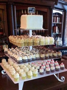cupcakes for wedding receptions | Click on thumbnails to view larger / Send us your pictures using the ...