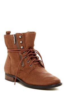 Sam Edelman | Mackay Leather Boot | Nordstrom Rack Sponsored by Nordstrom Rack.