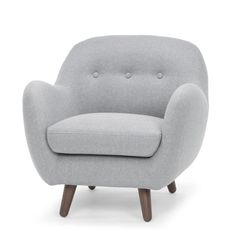 Nordic Upholstery Sofia Arm Chair
