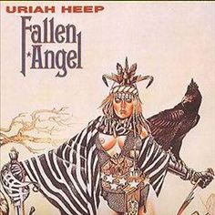 Listening to Uriah Heep - Fallen Angel on Torch Music. Now available in the Google Play store for free.
